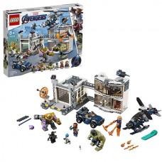 Lego Super Heroes 76131 Супер Герои Битва на базе Мстителей