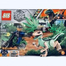 Мини-конструктор Jurassic World 82066-1