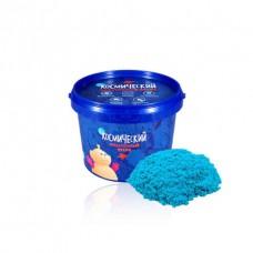 Космический песок 0,5 кг. Цвет - голубой