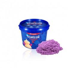 Космический песок 0,5 кг. Цвет - сиреневый