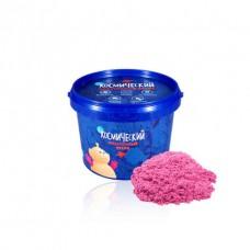 Космический песок 0,5 кг. Цвет - розовый