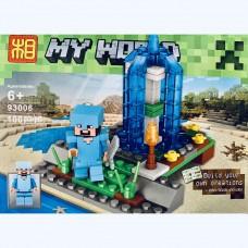 Мини-конструктор Minecraft 93006D