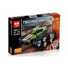 """Конструктор Lepin 20033 """"Скоростной вездеход"""" (аналог Lego 42065)"""
