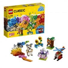LEGO CLASSIC Кубики и механизмы 10712