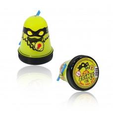 """Игрушка Slime """"Ninja"""", светится в темноте, желтый"""