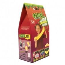 """Малый набор для девочек Slime """"Лаборатория"""", желтый, 100 гр."""
